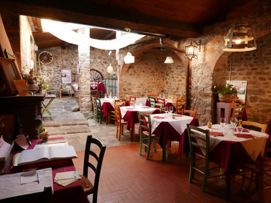 Capannori, Italia: La sala illuminata dal sole