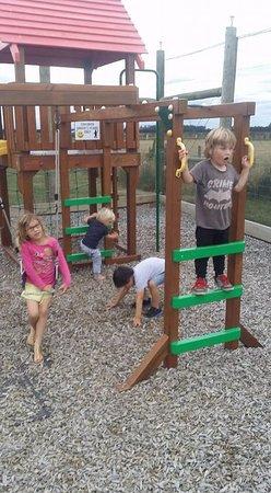 West Melton, Nueva Zelanda: great playground for kids