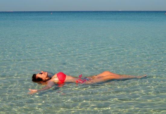 Солнце, море, лето! Эмираты!