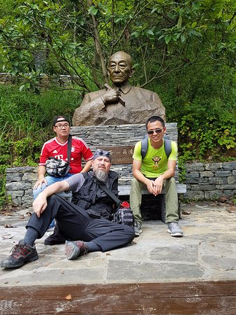 Fenghuang County, China: The champion of the chess players?