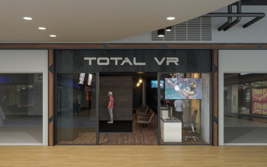 Total VR Arcade - Gateway Ekamai: front of VR arcade