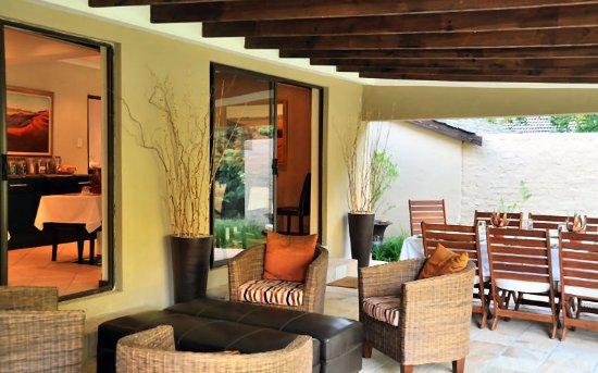 Landscape - Picture of Sand River Guest House, Rivonia - Tripadvisor