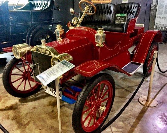 Wynyard, Australia: Beautiful Vintage Cars