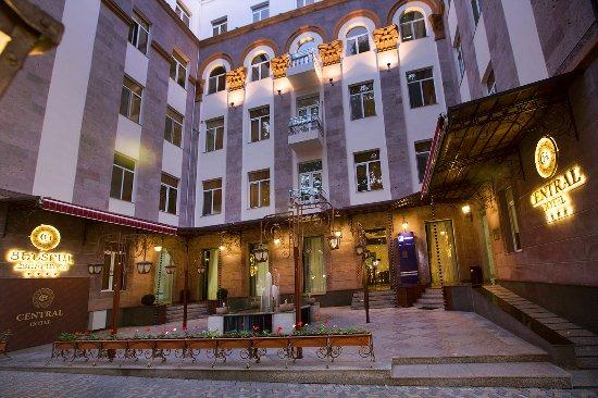 Cheap Hotels In Yerevan