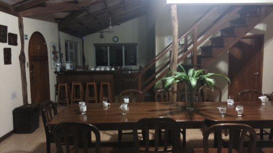 Semilla Verde Boutique Hotel: zona comune a libera disposizione per the o caffe.