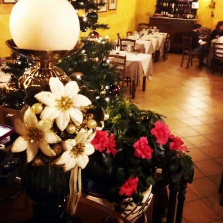 Altopascio, Włochy: Interno - Ristorante Osteria Il Fornello