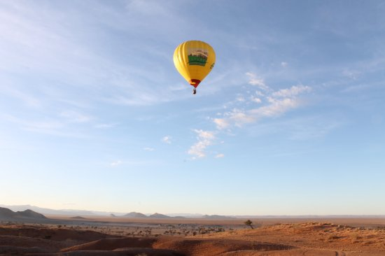 ‪‪Solitaire‬, ناميبيا: Join us on a whimsical and captivating  hot air balloon flight over the beautiful Tsondabvlei!‬