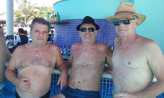 Iberostar Bahia: bar molhado