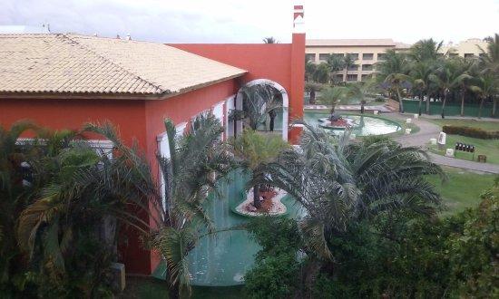 Iberostar Bahia: vista parcial do hotel