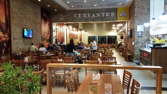 CERVANTES, Río de Janeiro - Avenida Ayrton Senna 3000, Barra da Tijuca - Número de Teléfono y Restaurante Opiniones - Tripadvisor