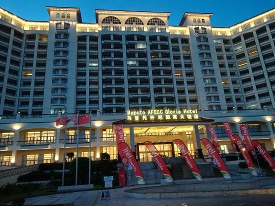 Maputo afecc gloria hotel mozambique voir les tarifs for Hotel a prix bas