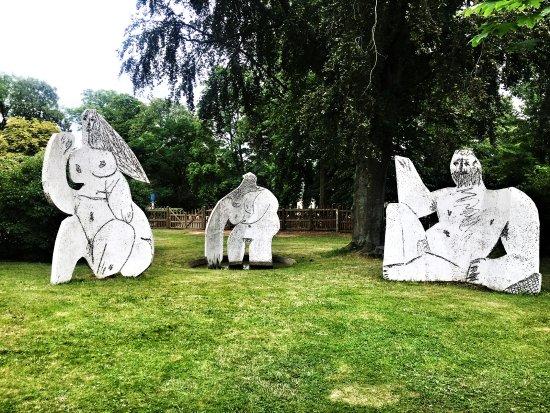 Moderna Museet - Stockholm: Pablo Picasso | Dejeuner sur l'Herbe