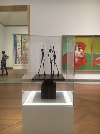 Moderna Museet - Stockholm: Alberto Giacometti