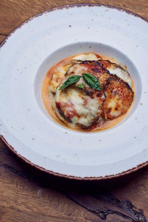 Brasserie 41: The one and only melanzane alla parmigiana