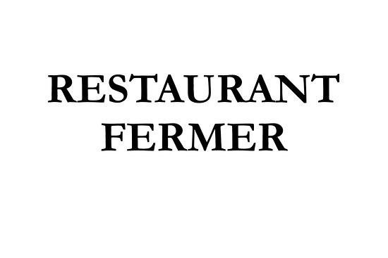 Amberieu-en-Bugey, France : RESTAURANT FERMER