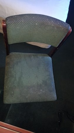 Matthews, Carolina del Norte: who would sit here? They offer this to guests?