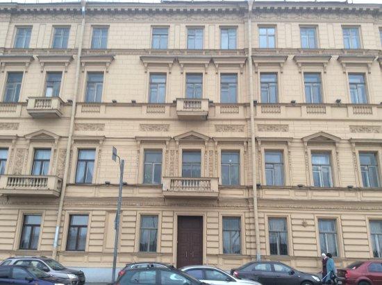 L.N. Dolgorukova's Maison