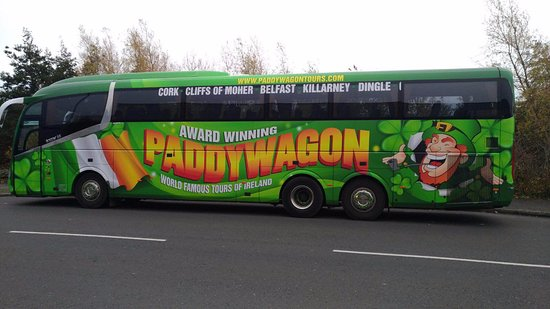 Paddy Wagon Day Tours