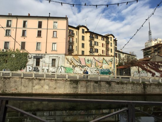 Barrio Navigli: Case