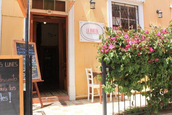 Cafe Valparaiso Menu