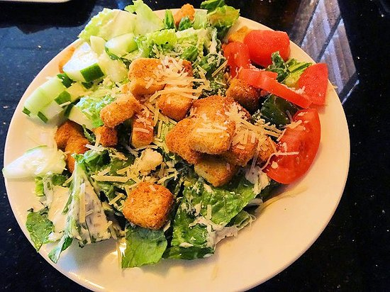 Oxford, NC: caesar salad
