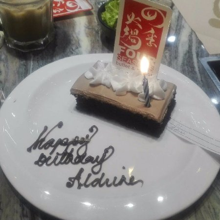 Las Pinas, ฟิลิปปินส์: Thank you for the cake.