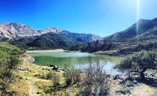 Yala, Argentina: la laguna