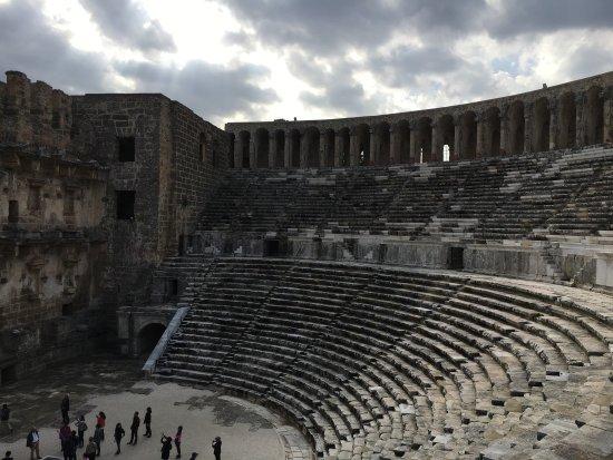 Aspendos Ruins and Theater: photo0.jpg