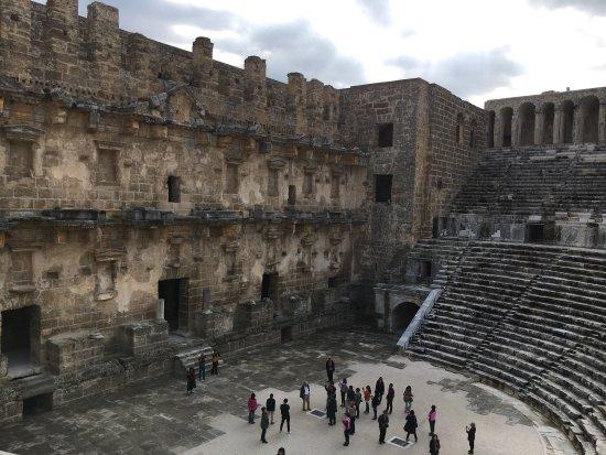 Aspendos Ruins and Theater: photo1.jpg