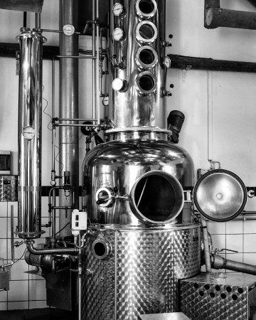 McGregor, Sudáfrica: The distillery