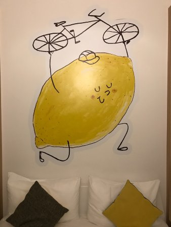 Ibis Styles Budapest City: Bedroom motifst
