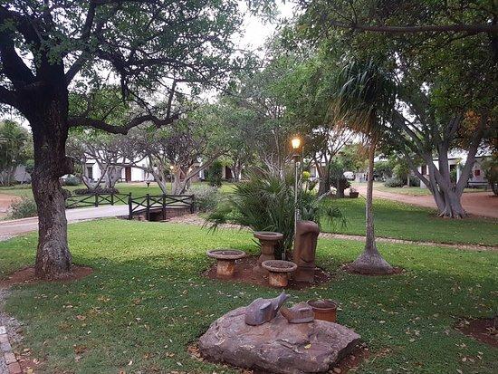 Musina, Sør-Afrika: Baobab Chalets