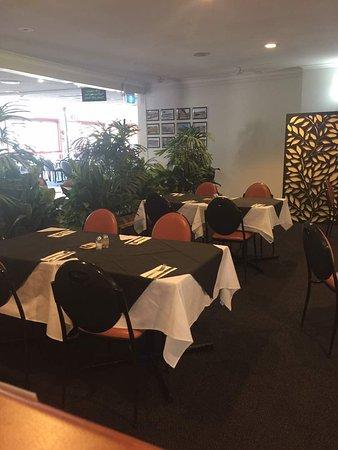 Nambucca Heads, Australia: Dinning area