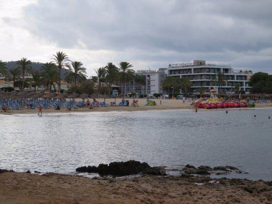 Playa santa ponca photo de playa santa ponca santa for Aparthotel d or jardin de playa santa ponsa