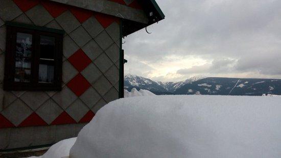 Horska Bouda Dimrovka