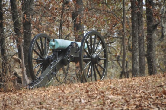 Fort Oglethorpe, GA: Chickamauga Battlefield Images