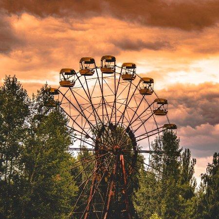 Pripyat, Ukraina: Ferris wheel