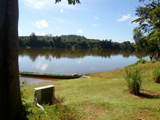 Foto de Bergendal Eco & Cultural River Resort