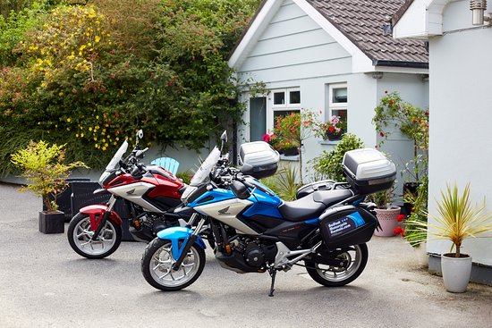 Moira, UK: Beautiful accomodation whilst touring in Ireland with Belfast Motorcycle Rentals