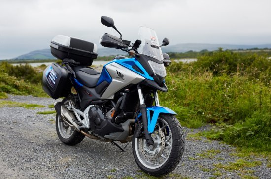 Moira, UK: Stunning countryside on tour with Belfast Motorcycle Rentals.