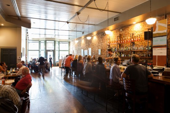 Pinpoint Restaurant Interior Of Photo By Andrew Sherman