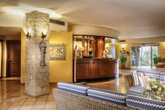Cruccuris Resort : Hall/Reception