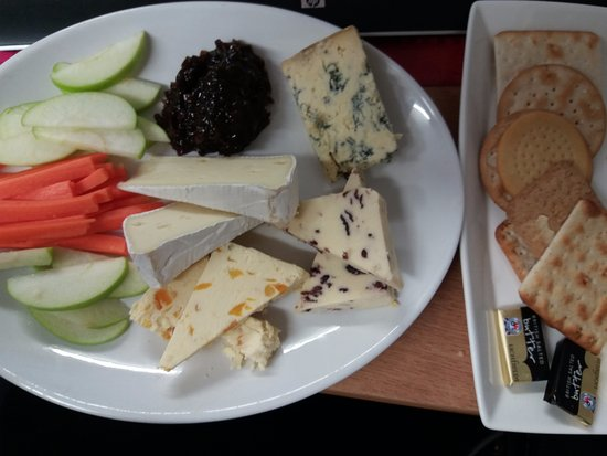 Bamber Bridge, UK: Withy Arms Cheese Board