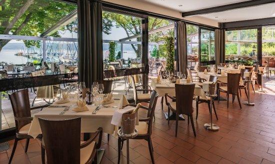 Diessen, Tyskland: Restaurant Innenbereich