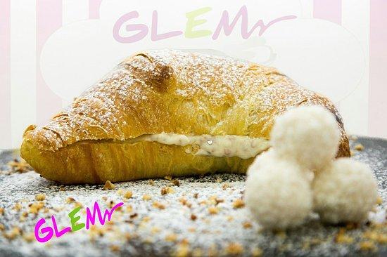 Scafati, Itália: Glem, yogurteria, cornetteria