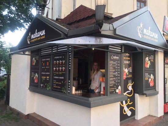 Makarun Karmelicka Rog Rajskiej Krakow Recenzje Restauracji Tripadvisor