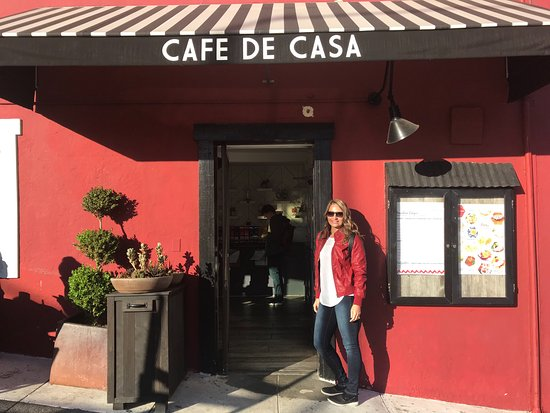 Cafe De Casa  Leavenworth St San Francisco Ca