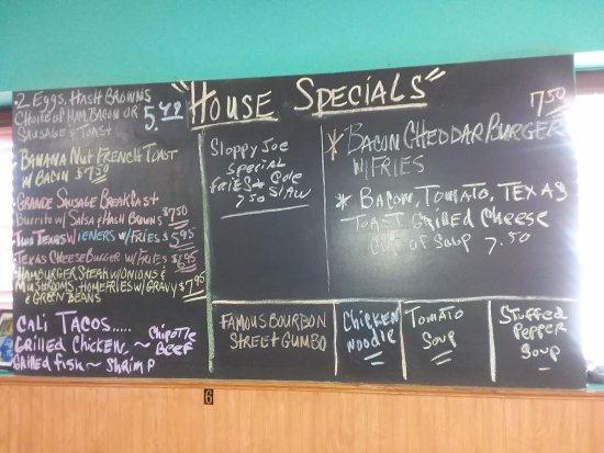 Taylor, PA: Daily specials change...but good and affordable is the rule
