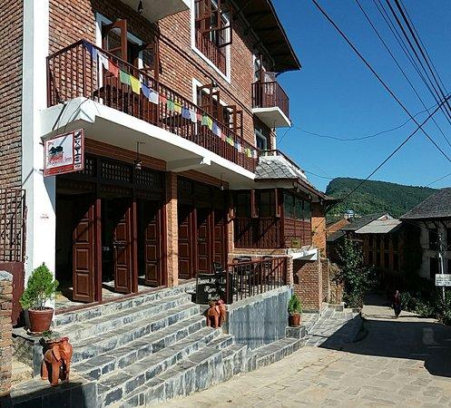 Бандипур, Непал: Hotel grounds