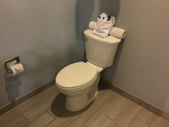 โปแลนด์, โอไฮโอ: Washroom.